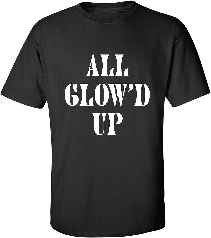 zerogravitee All Glow'd Up Adult Short Sleeve T-Shirt