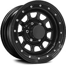 Pro Comp Сustom Wheel Steel - 252 Series Steel Gloss Black Powdercoat 15