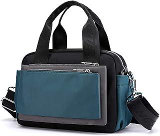 Collsants Kleine Umhängetasche für Damen, Nylon, Schultertasche, Handtasche, für den täglichen Gebrauch, Reisen, mit mehre...