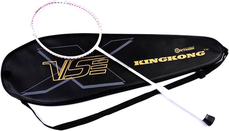 JT Outdoor-Badminton-Schläger-Rahmen-Patent X 3 Qualität aller Carbon-Faser-Superleichter Trainingsschläger-Angriffs-Art (1 Stücke) B076H3S4V4  Ausgezeichnete Funktion