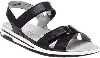 CAPRICE 28600 Womens Sandals Black