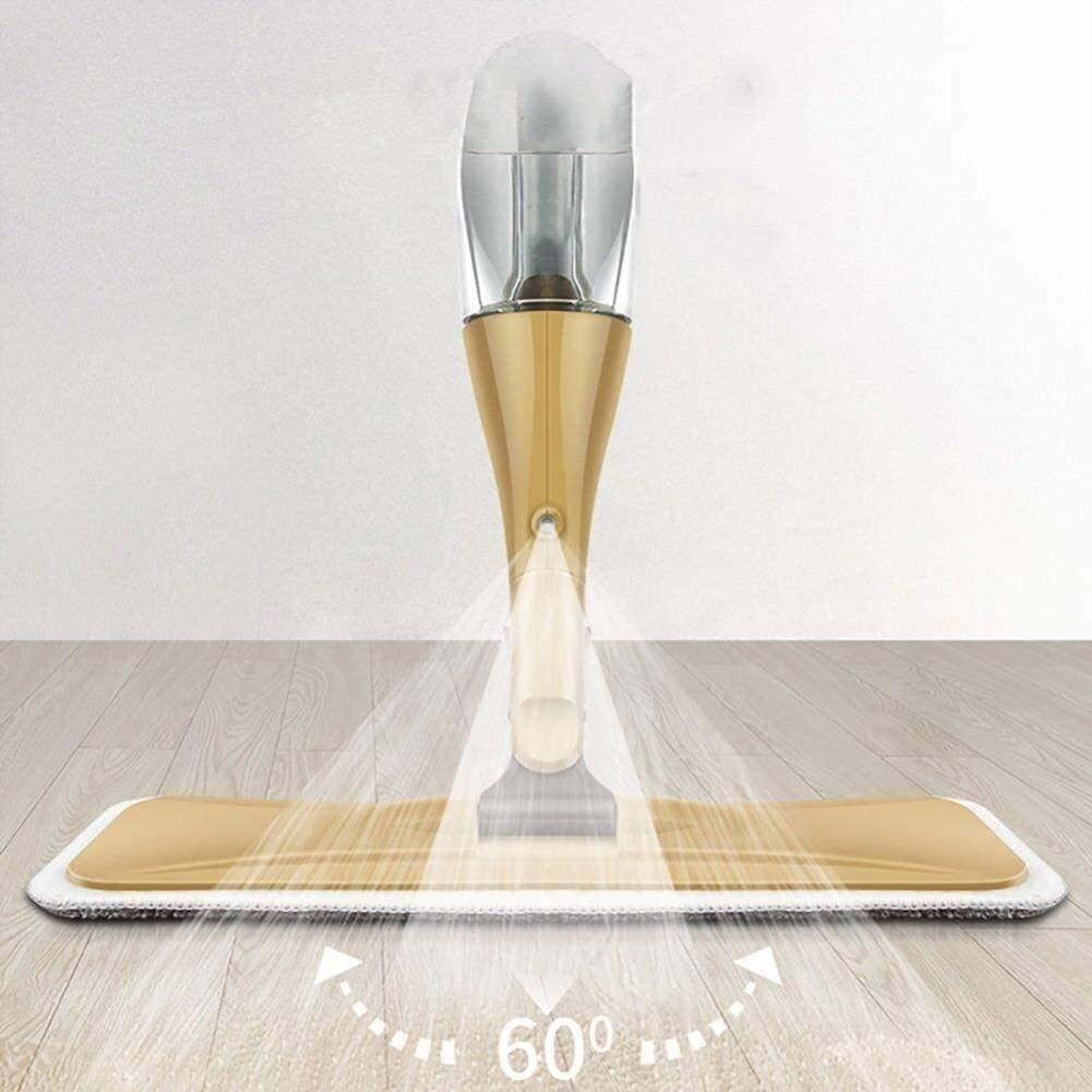 XYSQWZ Spray Mop Flat Household Wa Ance Floor Recommended Arlington Mall Wooden Mainten