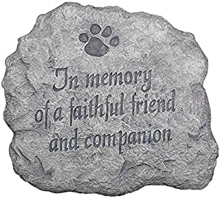 حجر الخروج للحديقة في ذكرى صديق ورفيق من شركة إيفر جرين