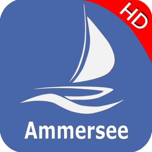 Ammer lake Offline GPS Nautical Charts