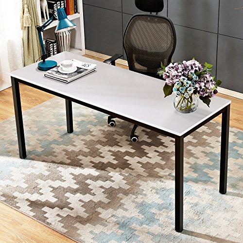 Need 160x60cm Escritorios Mesa de Ordenador Escritorio de Oficina Mesa de Estudio Puesto de Trabajo Mesa de Despacho, AC3DB-160-ZF