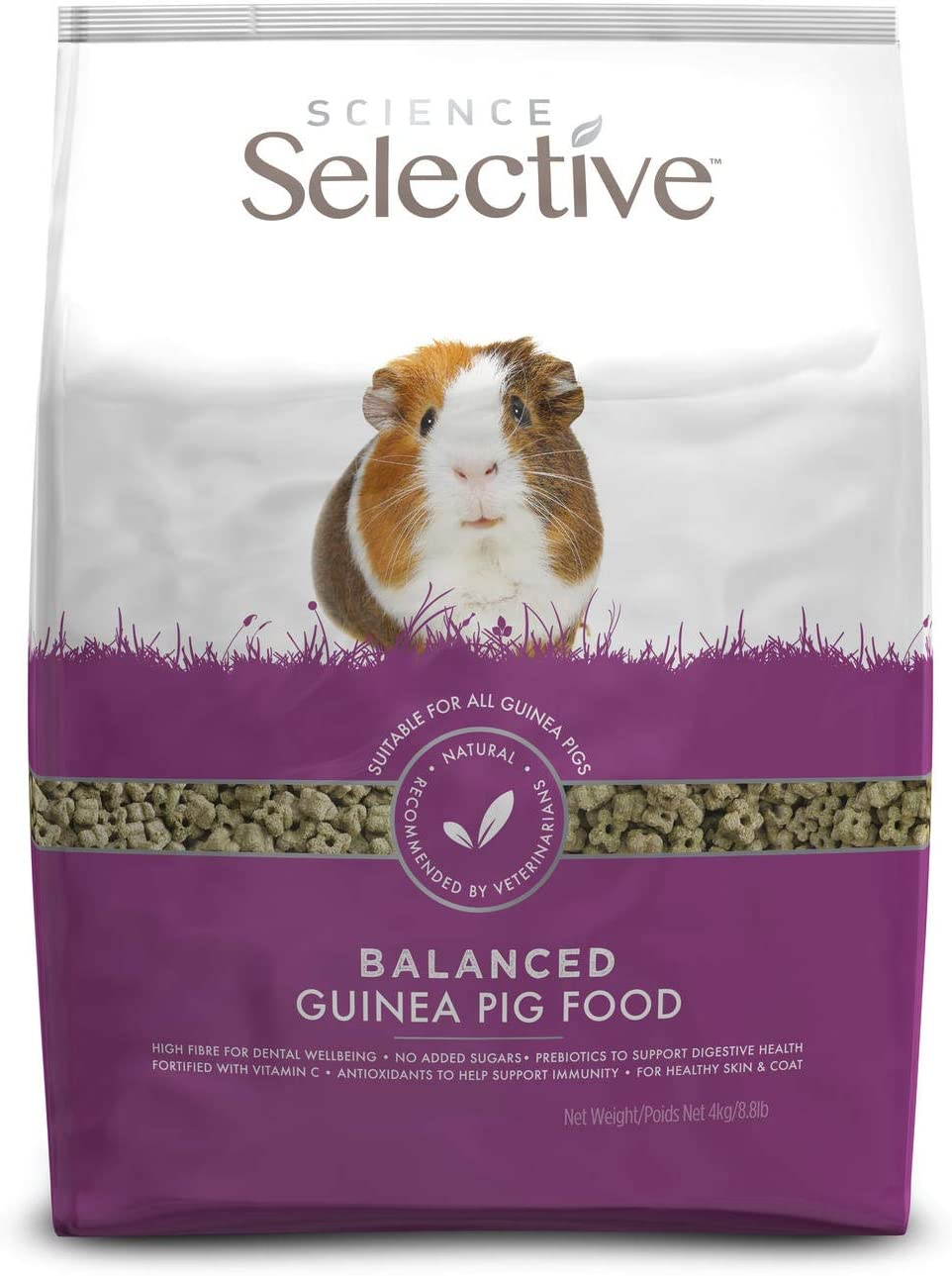 Supreme Science Selective Guinea Pig Food