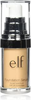 Elf Foundtn Serum Fair/Li Size .47 O Elf Beautifully Bare Foundation Serum 95011 Fair/Light .47oz
