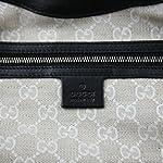 Fashion Shopping Gucci Stirrup Black Washed Soft Calf Leather Medium 100 Hobo Handbag