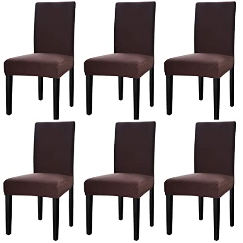 Easy Going Stretch Dining Room Chair Slipcovers Parsons Protector Soft Removable Washable
