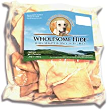 product image for Wholesome Hide USA Beef Hide Chips 6oz bag