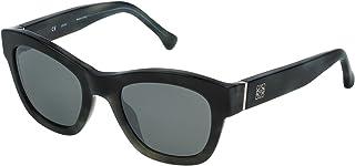 Loewe - SLW969M5196NX Gafas de sol, Brown/Beige Mop Havana, 51 para Mujer