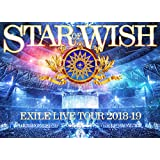 """EXILE LIVE TOUR 2018-2019 """"STAR OF WISH""""(DVD2枚組)"""