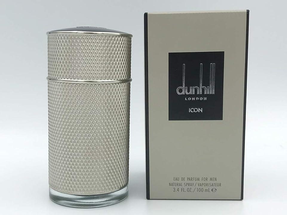 故意のアンペア扇動ダンヒル dunhill 香水 ICON アイコン オードパルファム EDP 100ml メンズ (香水/コスメ) 新品 [並行輸入品]