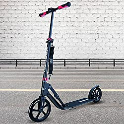 Folding electric scooter Hudora review