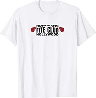 Ray Donovan Donovan's Fite Club Gloves T-Shirt