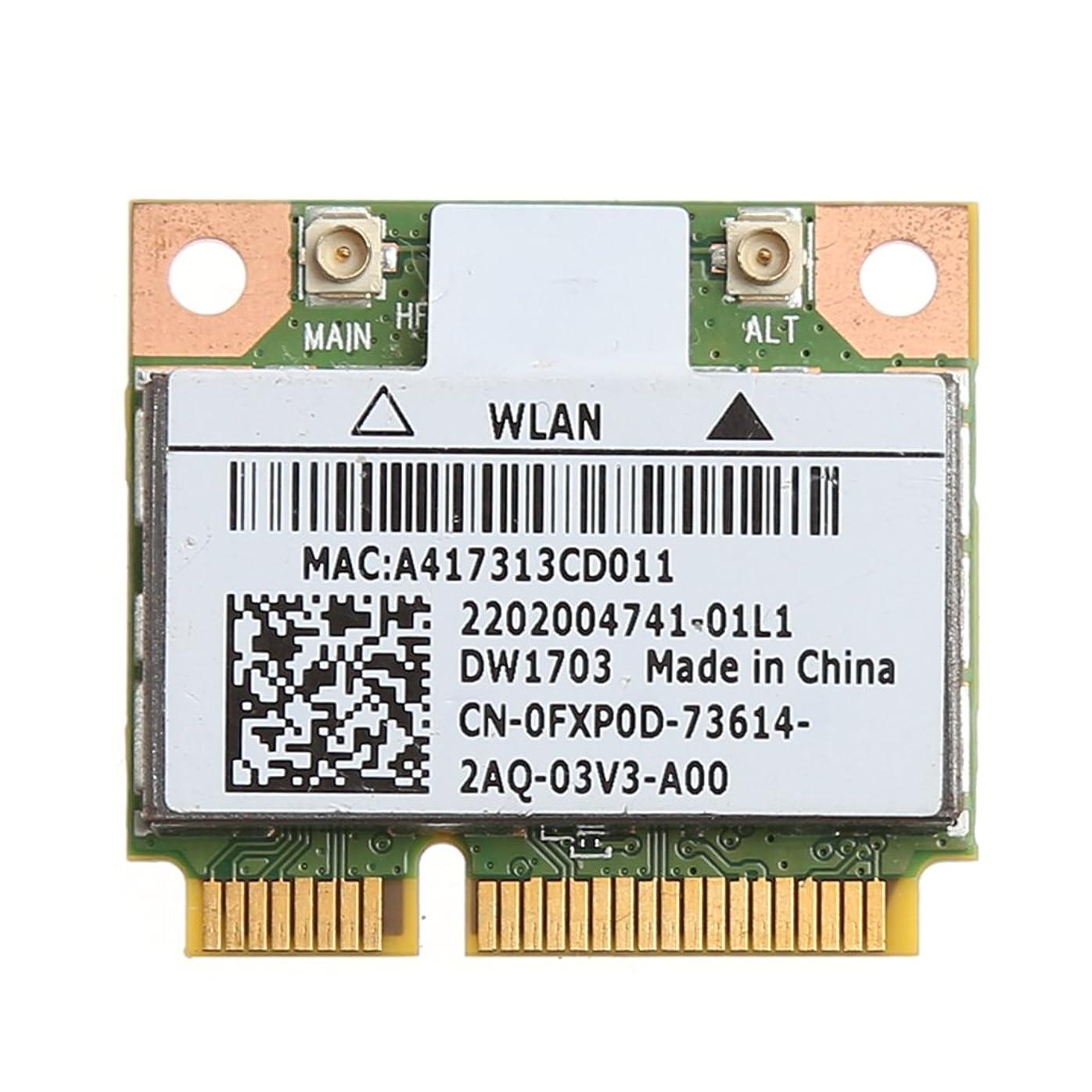 Rabortw 良い品質AR5B225 DW1703用のBluetooth V4.0ワイヤレスミニPCI-Expressカード