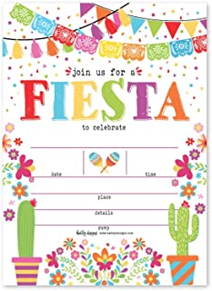 first fiesta birthday party ideas