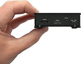 MiniPro 2TB External eSATA, USB 3.1 Portable Hard Drive