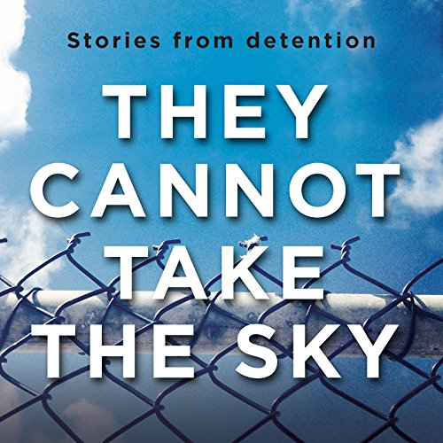 They Cannot Take the Sky audiobook cover art