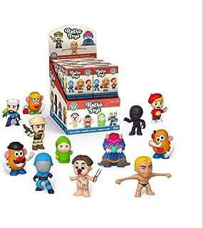 Funko Mystery Mini Blind Box: Retro Toys- Hasbro 12PC PDQ (Exc), One Random Mystery Action Figure - 51308