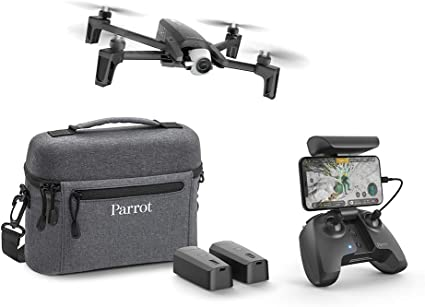 Parrot Drone Anafi Extended - 2 Additional Batteries, Carrying Bag, Additional Propeller Blades