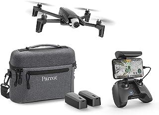 Parrot Anafi Extended Paquete de Drone con 2 Baterías Adicionales 1 Negro