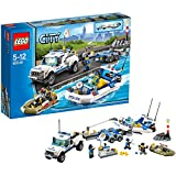 LEGO City - Patrulla de policía (60045)