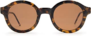 Luxury Fashion   Thom Browne Womens TBS411TKT Brown Sunglasses   Fall Winter 19