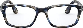 Persol OFFICINA PO 3012V Blue Havana 52/18/140 men Eyewear Frame