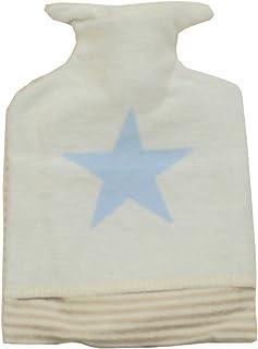 David Fussenegger 935621B3 Children's Hot Water Bottle with Star Motif 0.8 L