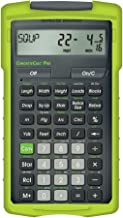 Calculated Industries 4225 Concrete Calculator (Renewed)