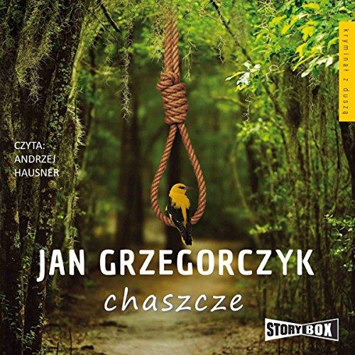 Chaszcze audiobook cover art