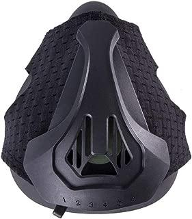 トレーニングマスク 低酸素 最新型 6段階切替 肺活量 スタミナ メルダル 強化 高地トレーニング フィットネス 呼吸筋 耐久トレーニング エレベーションマスク 洗濯可能 男女兼用
