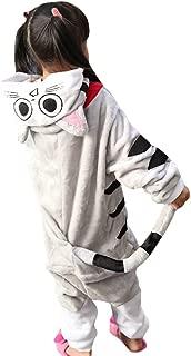 Kids Animal Pajamas One-Piece Cosplay Sleepwear Onesies Pajamas Nightwear