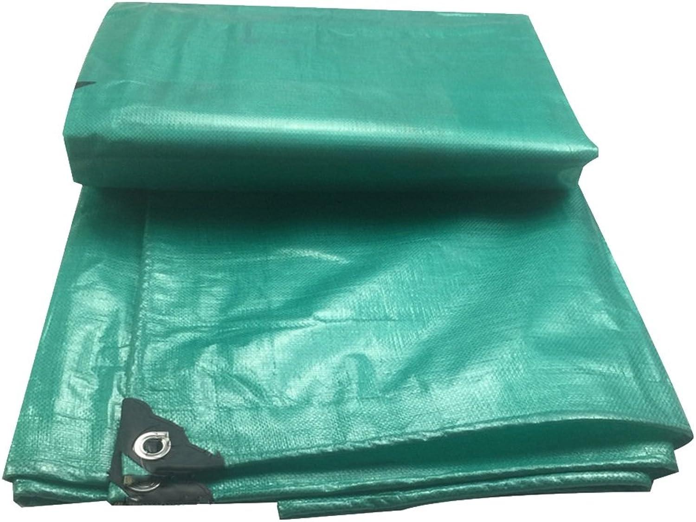 DYFYMXOutdoor Ausrüstung Verdicktes regendichtes Tuch, imprägniern Sie Sonnenschutzplanenaußensonnenschutz staubdichtes windfestes windfestes windfestes rostfestes Frostschutzmittel, grün @ B07K32FFDY  Hervorragende Eigenschaften 97f159