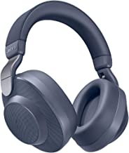 Jabra Elite 85h Wireless Noise-Canceling Headphones, Navy – Over Ear Bluetooth Headphones Compatible with iPhone and Andro...