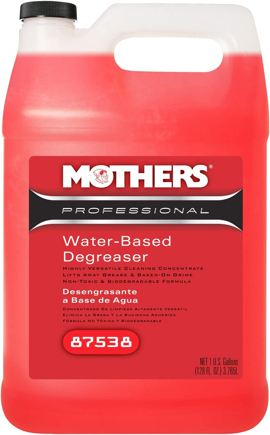 Mothers 87538 Professional Water-Based Gallon Max Jacksonville Mall 59% OFF Degreaser 1
