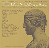 Latin Language: Introduction & Reading in Latin (a