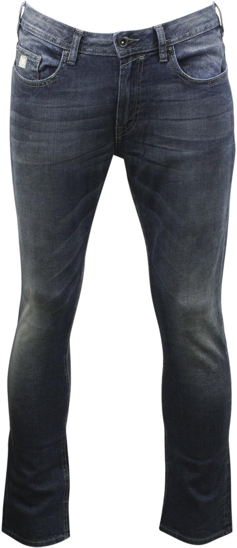 9f8c81ea637 Buffalo Buffalo Buffalo David Bitton Men's Max-X Skinny Fit Jeans Dirty  Vintage Indigo ad446d