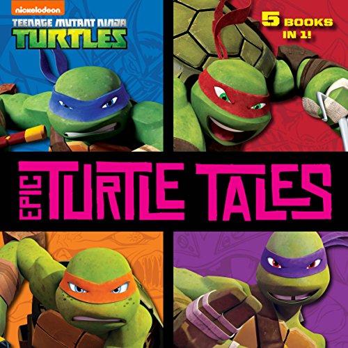 Epic Turtle Tales (Teenage Mutant Ninja Turtles) (English Edition)