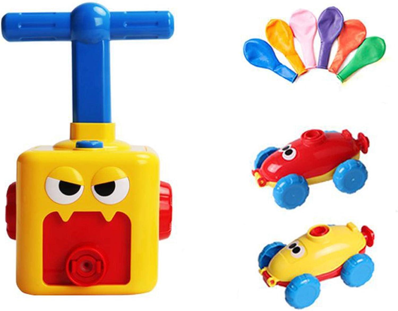 Now on sale Practical Learning Funny depot Inertia Car Aerodynamics Inerti Balloon