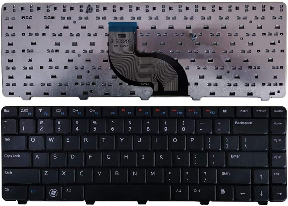New English Laptop Replacement Keyboard Weekly update Dell for Inspiron Attention brand N4010
