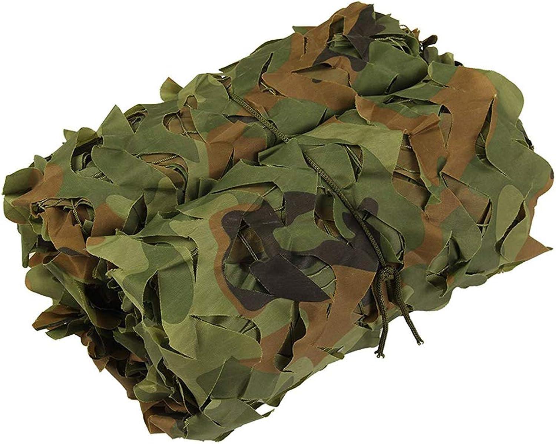 Camo Netting Military Desert UV Resistant Shade Camouflage Netting for Camping Military Hunting Shooting Car Truck Sunscreen Nets