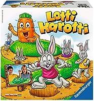 Ravensburger gry Lotti Karotti Gra Planszowa Dla Dzieci
