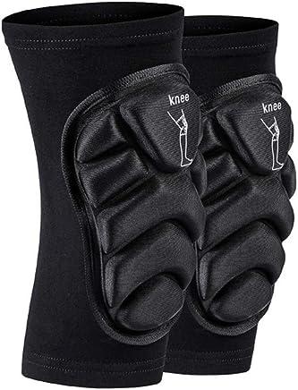 NAttnJf Kneepad Protector Crashproof Sports Knee Pads Football Basketball Leg Long Sleeve