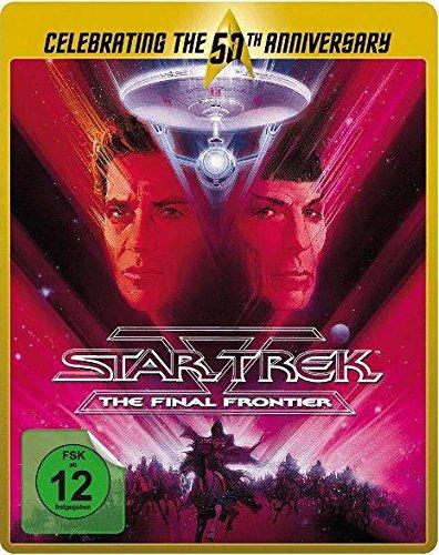 Star Trek V - Am Rande des Universums (Steelbook) [Blu-ray]