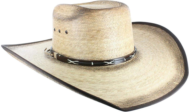 Cody James Men's Palm Ranking TOP19 Leaf Cowboy Cc2bext Dallas Mall Hat -