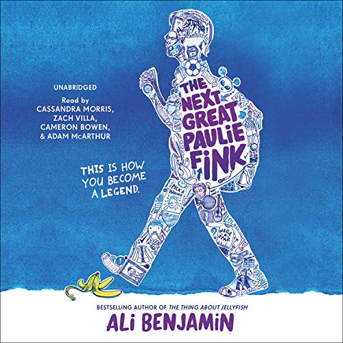 The Next Great Paulie Fink  By  cover art