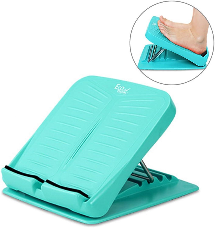 YNXing Slant Board Adjustable Stretch Board Adjustable Incline Board 4 Stalls Can Reduce Fatigue Thin Waist-legs Delay Senescence  Dredge The Meridian