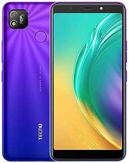 هاتف تكنو بوب 4 BC2 ثنائي الشريحة، 6 بوصة، 32 جيجابايت، رام 2 جيجابايت، بللون الازرق داون